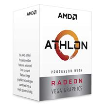 AMD Athlon 200GE 3.2GHz AM4 Desktop CPU with Radeon Vega 3 Graphics